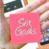 目標を設定する