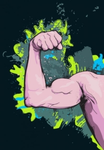 muscle-arm