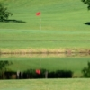 ゴルフの旗